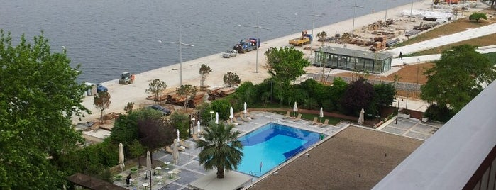 Makedonia Palace is one of Top picks for Hotels- Resorts.