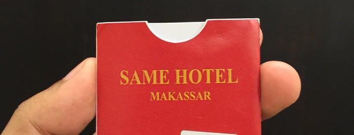Same Hotel Makassar is one of Makassar.