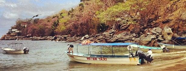 Boca de Tomatlan is one of Puerto Vallarta.