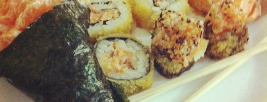Restaurante Oishii is one of Japonês.