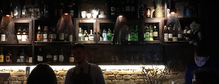 Beatnik bar is one of Харьков бары.