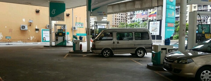 PETRONAS Station is one of Fuel/Gas Station,MY #11.
