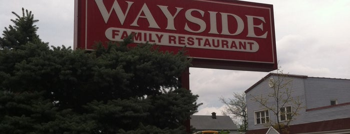 Wayside Family Restaurant is one of The 15 Best Places for Breakfast Food in Buffalo.