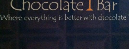 The Chocolate Bar is one of Buffalo Local Restaurant Week.