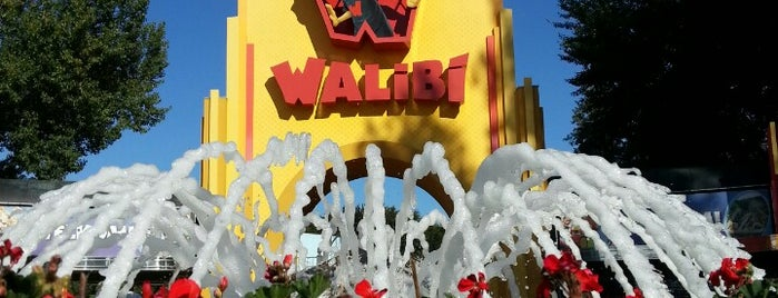 Walibi Holland is one of Favo.