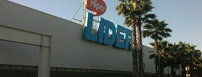 Hiper Lider is one of All-time favorites in Chile.