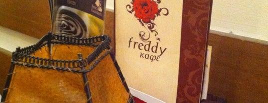 Freddy is one of Καφές - Ποτό - Διασκέδαση in Θεσσαλονίκη.