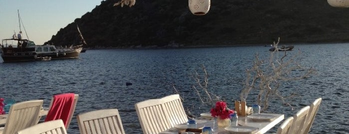 Melengeç Restaurant is one of Bodrum !!.