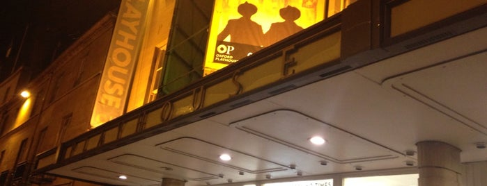 Oxford Playhouse is one of All-time favorites in UK.
