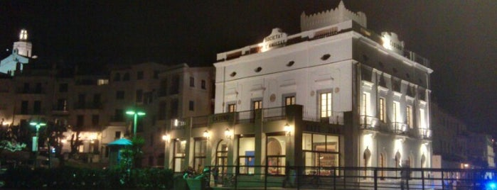 Casino Cadaqués is one of comer.