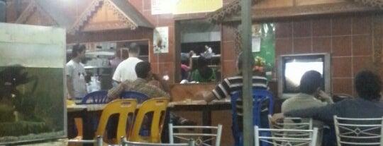 D Kelawai Seafood is one of Makan @ Utara #12.