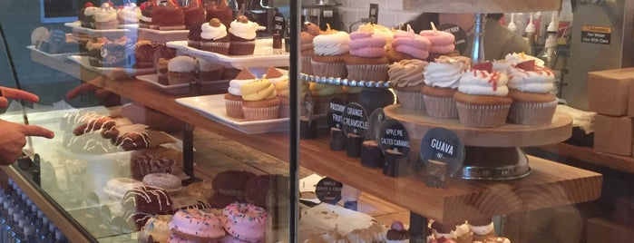 Parlour Vegan Bakery is one of Vegetarian and Veggie Friendly.