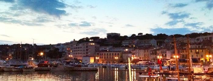 Port de Cassis is one of Marseille.