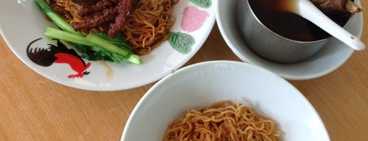 Pun Chun Noodle House 品珍面之家 is one of PJ Favourites.