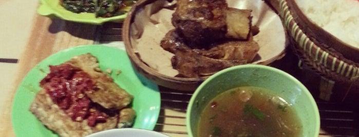 Lombok Idjo Solo is one of Top 10 restaurants when money is no object.