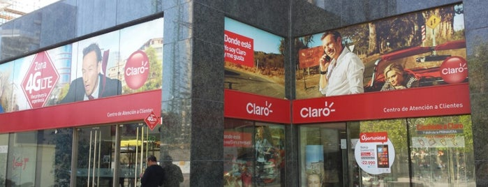 Claro is one of All-time favorites in Chile.
