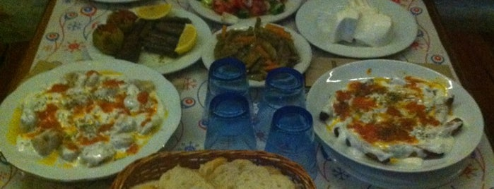 Köy Restaurant is one of Şirince My Home ....