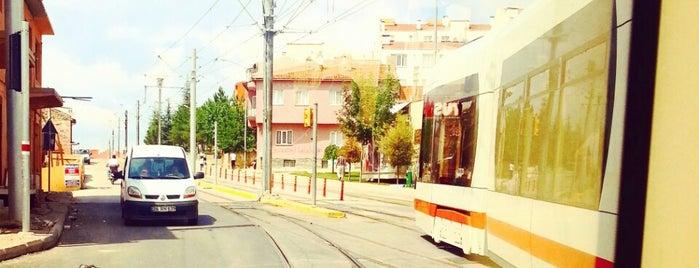 Eskişehir SSK - Otogar Tramvay Hattı