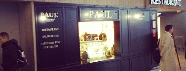 Paul is one of Paris.