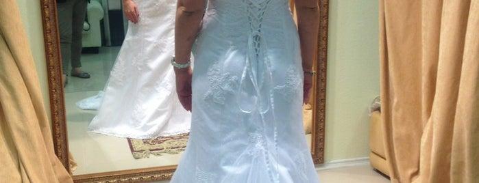 Milano Vera is one of Свадебные салоны.