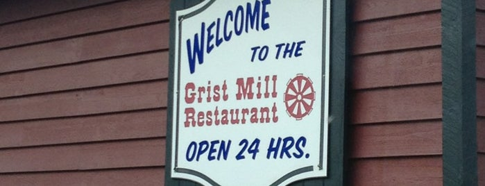 Grist Mill is one of Diner, Deli, Cafe, Grille.