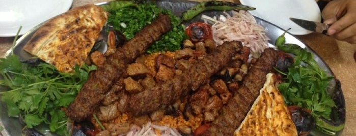 İbrahim Usta Bağdat Kebap is one of lezzet turu...