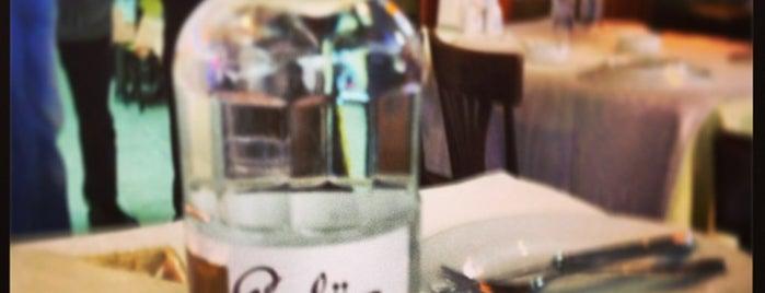 Benusen Restaurant is one of Pull/34.