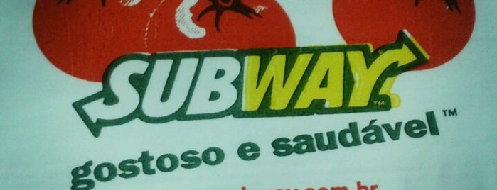Subway is one of TOP-VIP-BEST.