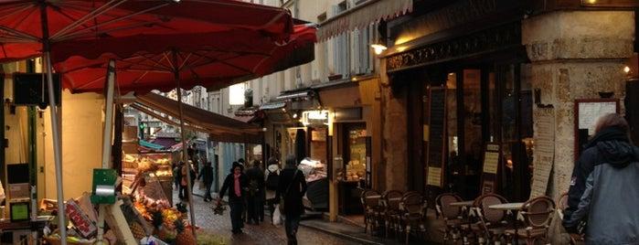 Rue Mouffetard is one of Paris.