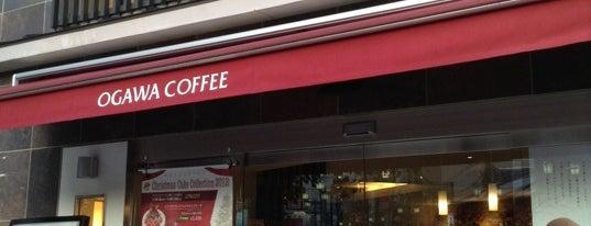 Ogawa Coffee is one of Great coffee.