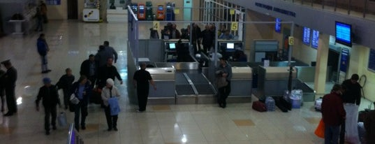 Astrakhan International Airport (ASF) is one of Free WiFi Airports 2.