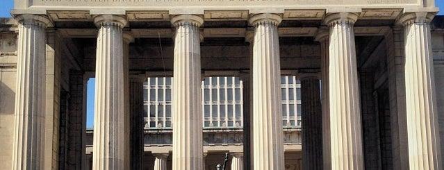 Nashville War Memorial Auditorium is one of Places To Visit In Nashville.