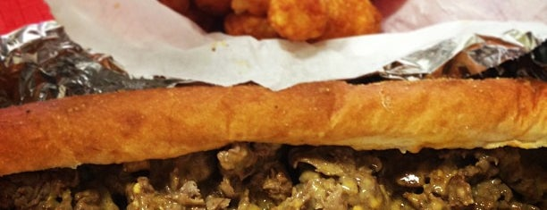 Philly Ted's Cheesesteaks & Subs is one of Rapid City, SD.
