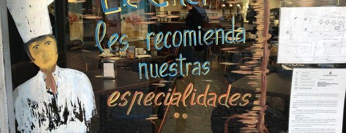 Bar El Kiosko is one of Bares, almuerzos, comida variadita normal....