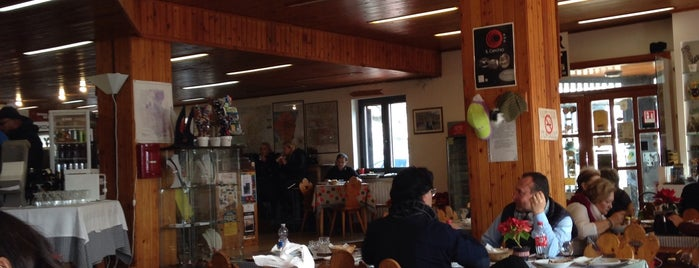 Terrazza Dell'Etna is one of restorants.