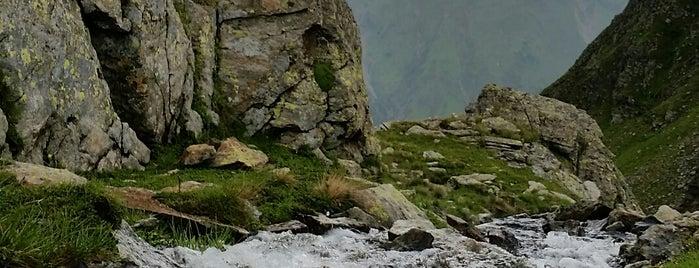 Hohe Tauern National Park is one of Jezera.