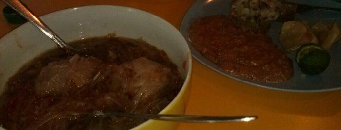 "Bakso Sehat Bakso Atom ""Pakubuwono"" is one of Restaurant/Foodcourt."