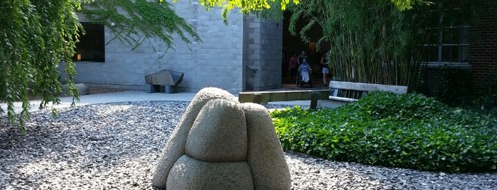 The Noguchi Museum is one of NY Art Museums & Galleries.