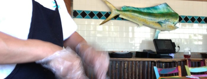 Cabo Seafood Grill & Cantina is one of Favorite Food.