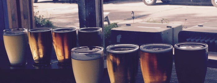 Oyster City Brewing Company is one of The Best of the North Florida Gulf Coast.