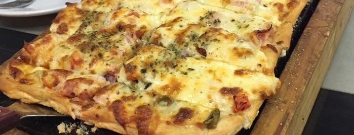 La Pizza Mia is one of Lugares para ir em poa.