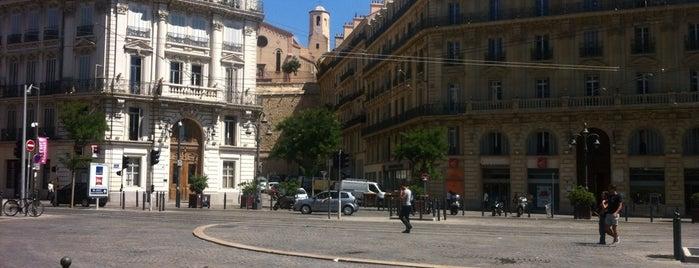 Place de la Joliette is one of Hip to Be Square!.