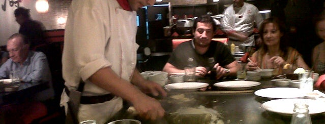 Benihana is one of Top 10 favorites places in Buenos Aires, Argentina.