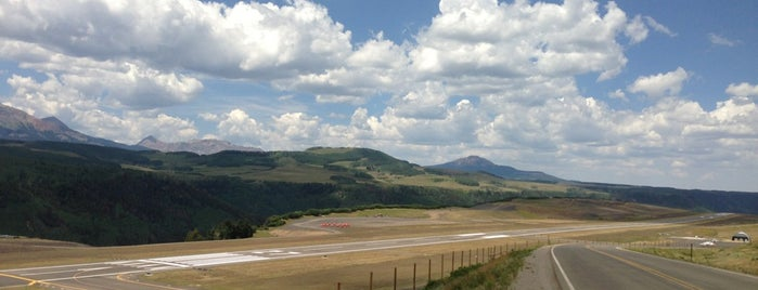 Telluride Regional Airport (TEX) is one of Airports~Part 1....