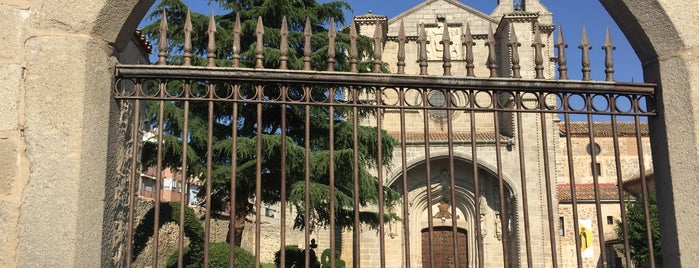 Monasterio de Santo Tomás is one of 1,000 Places to See Before You Die - Part 2.