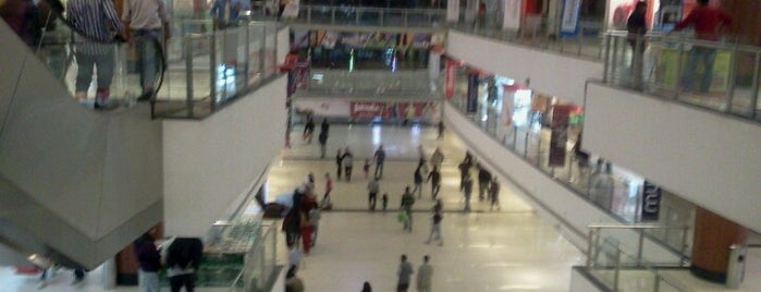 Gulmohar Park Mall is one of Best Places to Shop in Ahmedabad.