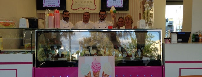 Gelato Pioppo is one of Bodrum !!.