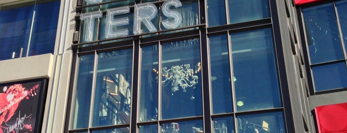 Urban Outfitters is one of Las Vegas.