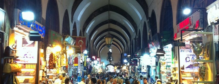Grand Bazaar is one of Interesting in Istanbul.