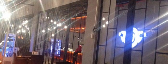 eGZOZ lounge & hookah is one of SANDRO.